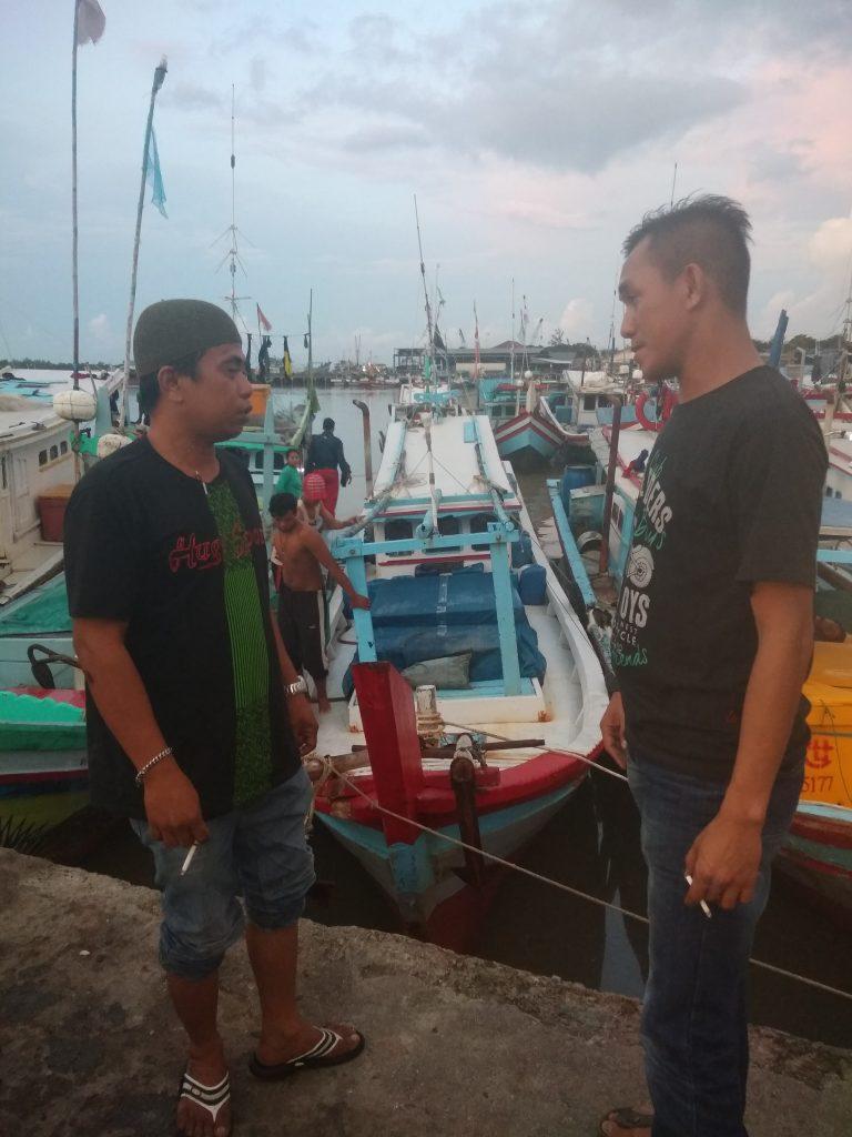 Masuk Musim Pancaroba, Tidak Menyurutkan Nelayan Belitung Untuk Melaut