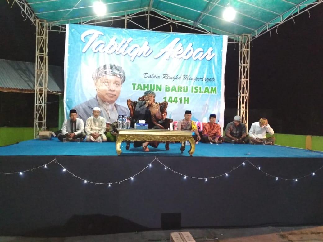 Agus Handoko: Hikmah Di Tahun Baru Islam 1 Muharram 1441 H Bersama KH. Mahfud Fadli Dari Madura.