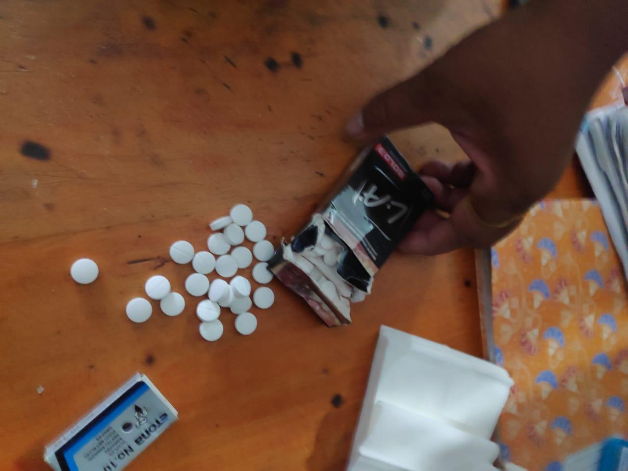Petugas Lapas Gagalkan Penyelundupan 80 Butir Obat Berbahaya Jenis Maxtril