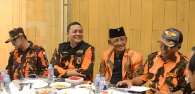 Pemuda Pancasila Provinsi Babel Berikan SK Dankoti Aminurachman
