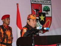 Pemuda Pancasila Tolak RUU HIP, Bukan Turunkan Jokowi