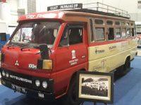 Bus Pownis Antar MTI Dapat Penghargaan