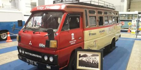 Berbahan Kayu, Bus Pownis Harganya Rp 55 Juta