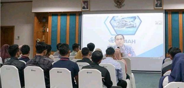 Mahasiswa Magang BUMN, PT Timah. Kunjungan Hingga Teleconference Dengan Direksi