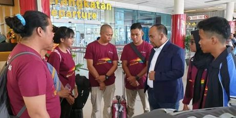 Kualifikasi PON XX Papua, Atlet Selam Babel Ikuti Nomor OBA
