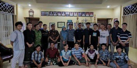 Anggota DPRD Babel Temui Mahasiswa Pulau Belitung