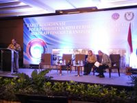 Rakornas Di Bali. Erzaldi Sebut Babel Posisi Strategis Pelayaran Nasional