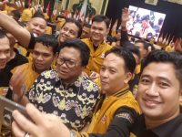 OSO Bakar Semangat Kader Partai Hanura Se-Indonesia