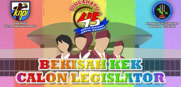 KNPI Pangkalpinang Cari Wakil Rakyat
