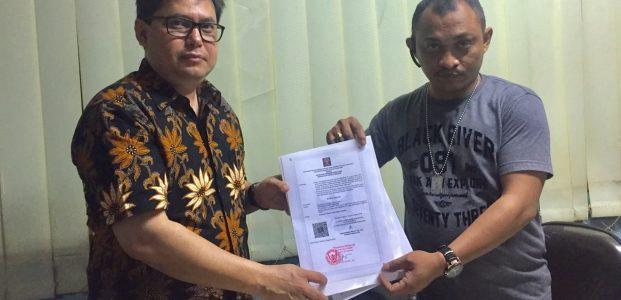 Penyerahan Akta Pendirian Organisasi HPI