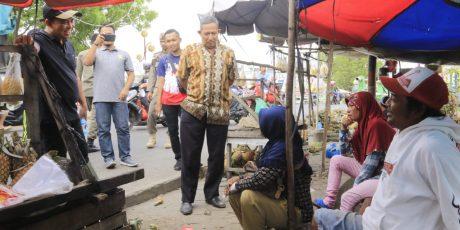 PKL Di Sekitar Pasar Ikan Akan Segera Di Tertibkan