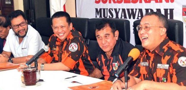 Presiden Jokowi Akan Buka Mubes X Pemuda Pancasila