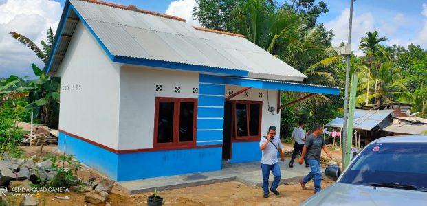 12 Rumah Sehat Layak Huni Telah Dibangun PT Timah