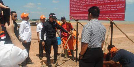 Rusak Lingkungan Hidup Di Belitung, 'TI' Ditahan Gakkum KLHK Sebagai Tersangka
