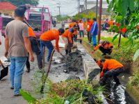 Satgas Beribu Gotong Royong Di Kelurahan Bintang