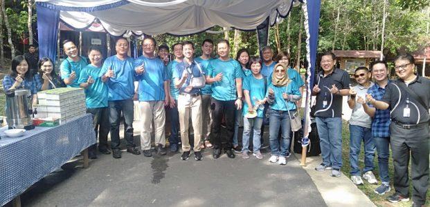 Wujudkan Millennials Tourism, BCA Luncurkan Aplikasi PeramunHill Virtual Guide Bukit Peramun, Belitung