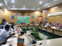 Pansus Raperda DPRD Bangka Kunjungi Pemkab Belitung