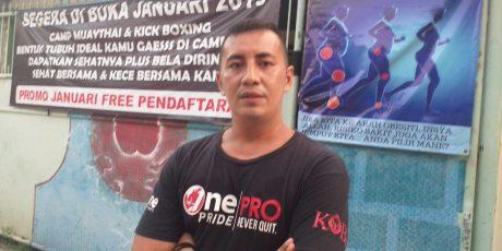Muanthai Dan Kick Boxing Hadir Di Kota Pangkalpinang