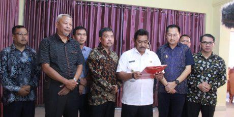 Selama 14 Hari Sekolah di Kabupaten Belitung Diliburkan