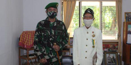 Danrem 045/Gaya Silahturahmi Ke Tokoh Agama Dan Tokoh Masyarakat Bangka Belitung