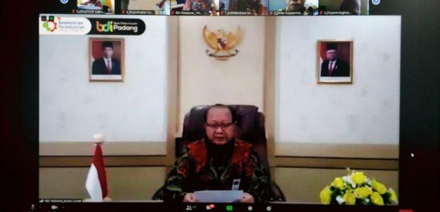 Molen Ungkapkan Pentingnya Sinkronisasi Antara Pemerintah Pusat dan Daerah