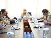 Bersama Forkopimda,  Walikota Pangkalpinang Adakan Rapat Menuju New Normal