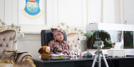 Webinar UCLG Asia Pasific,  Walikota Pangkalpinang Menjadi Narasumber