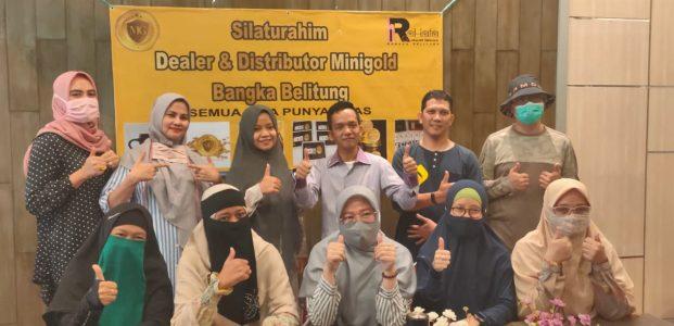 Dealer dan Distributor Minigold Bangka Belitung Adakan Silahturahmi