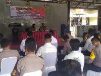 Tim Puslitbang Polri Cek Efektivitas gelar Sistem Elektronik Manajemen Penyidikan (e-MP) Di Polres Bangka