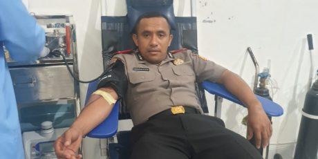 Disela Penelitian Serdik Sespimmen Dikreg 60 Ini Tetap Donor Darah