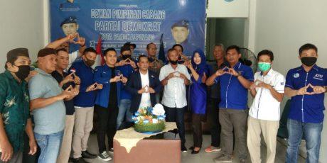 DPC Kota Gelar Syukuran 19 Tahun Partai Demokrat