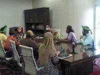 Molen Audiensi Dengan DPC PANI Kota Pangkalpinang