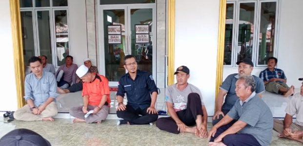 Terkait PIP Kampung Nelayan Toboali,  Warga Sepakat Dengan CV GAM