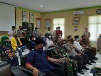 Pengamanan Ops Mantap Praja 2020 Dalam Rangka Penetapan Calon Bupati dan Calon Wakil Bupati .