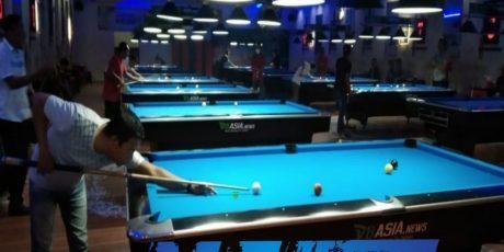 Dua Atlet Billiard FKB Maju 8 Besar Turnamen DB Asia. News 9 Balltahun 2020