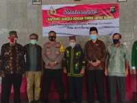 Kapolres Bangka Gelar Kegiatan Dalam Rangka Memperat Silaturahmi