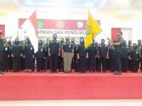 Luar Biasa Pelantikan Dan Pengukuhan Pengurus DPC HIPAKAD Kabupaten Belitung Berjalan Sempurna