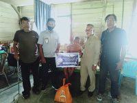 PT Timah Terus Bergerak Bagikan Paket Sembako Bagi Masyarakat Belitung dan Beltim Terdampak COVID-19