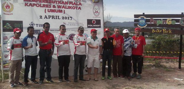 WALIKOTA PANGKALPINANG BUKA MTB-XC CHAMPIONSHIP 2017 PANGKALPINANG