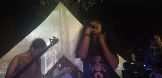 Stoned Eyes Band Pamungkas. Crispy Sunday Lengkapi Ganre Raggae In The Name Of Show