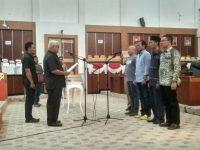 Lobi Pimpinan Komisi Buat Kursi Mayoritas Fraksi DPRD Babel