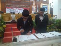 Trio Pimpinan DPRD Babel Tuntaskan Pembentukan AKD