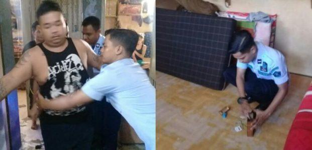 Petugas Tidak Temukan Barang Terlarang Di Kamar Warga Binaan Lapas Narkotika Pangkalpinang