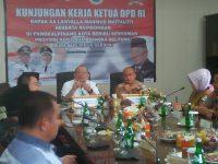 Maulan Aklil Terima Kunjungan Kerja Ketua DPD RI Beserta Rombongan