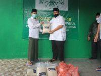 16.700 Paket Sembako Covid 19 PT Timah Disalurkan Buat Masyarakat Babel Terdampak Akibat Pandemi Virus Corona