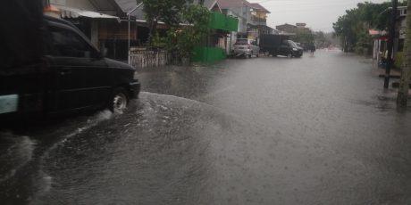 PU Kota Diminta Selesaikan Masalah Banjir Pangkalpinang