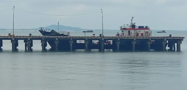 Ini Penjelasan Syahbandar Belinyu Soal Bongkar Muat BBM KM Tanayu Di Pelabuhan Tanjung Gudang