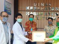 Sinergitas PT Timah, Berikat Rapid Test Gratis Bagi Mahasiswa Belitung