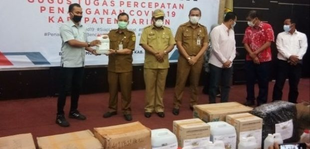 Program Sinerigitas PT Timah Tanggap Covid 19 Buat Wilayah Operasi Kepri Dan Riau