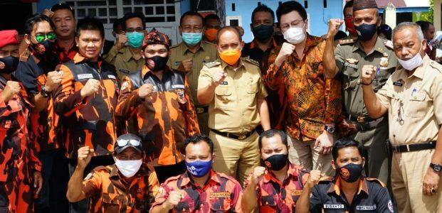 Silahturahmi dan Sinergitas Walikota dan MPC Pemuda Pancasila Pangkalpinang